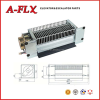 FB-9B Elevator flow fan 110V suitable for all elevato