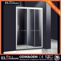 2015 stainless steel Professional glass shower rooms with CE certificate