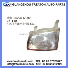 HEAD LAMP FOR TOYOTA NOAH CR40 SPASIO 96-98