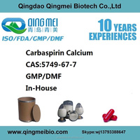 10years supplier Carbaspirin Calcium with GMP DMF from China