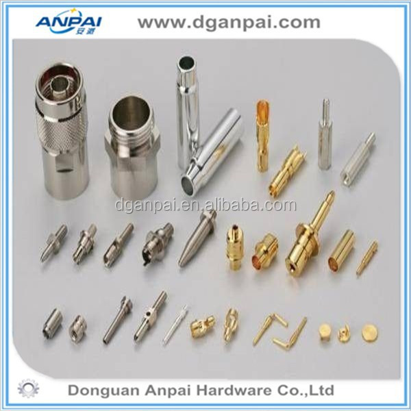 Machining used car spare parts