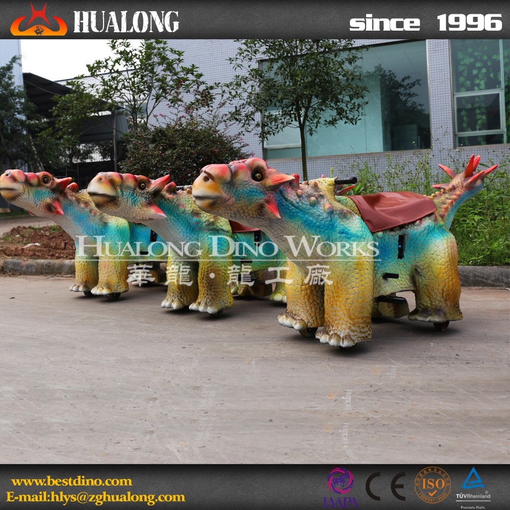 Electric Dinosaur Car For Child