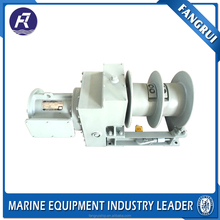 China Pilot Ladder Winch Marine Groove Drum