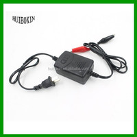 Motorcycle Car ATV Portable Multi-mode Battery Charger Tender 12V