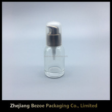 25ml powder foundation lotion spray bottle packaging