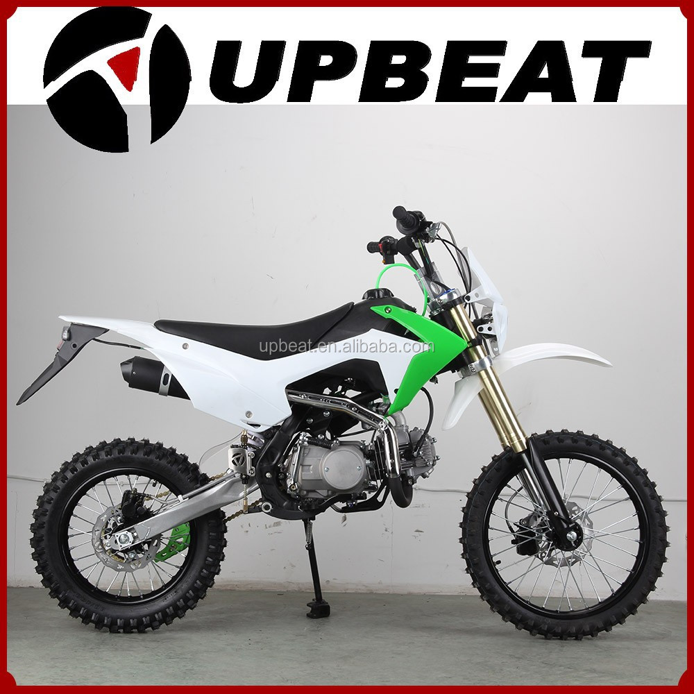 very popular off road CR110 style 125cc pit bike DB125-CRN CE dirt bike with head ligh and taillight
