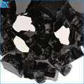 Black Reflective Tempered Gire Glass Chips