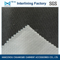 Worth buying China alibaba supplier woven interlining for garments
