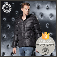 COUTUDI Wholesale Men Blazer High Quality Fashion European Style Light Winter Ultra Thin Down Jackets