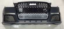 RSQ7 different style car tuning front bumper full-assy for Audi Q7 2010-2015