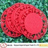 2015 Factory Price Best Quality Circle Felt Drink Coasters on Alibaba