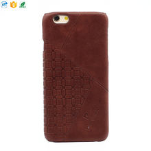 Wholesale Smartphone Sublimation Stand waterproof leather mobile phone case for iphone 7