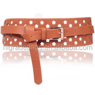 wide corset decorative belt fashion