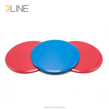 Round Gliding Discs Core Exercise Circle Discs Gym Training Equipment Fitness Slide Discs