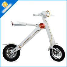 Service supremacy classical foldable child electric scooter