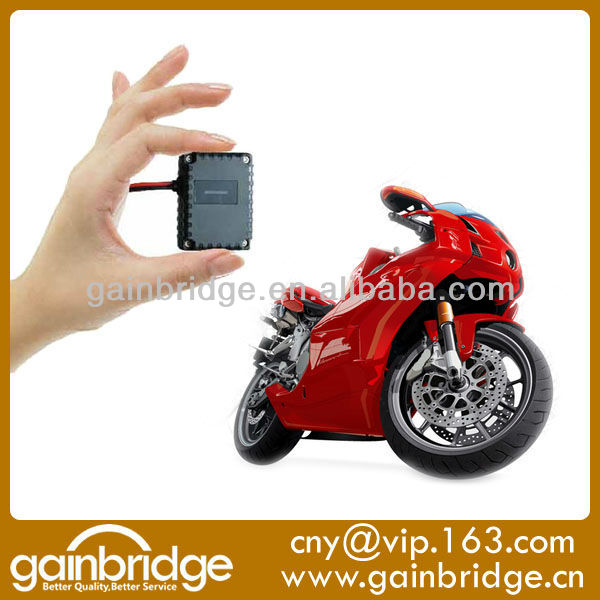Micro GPS Tracker for Vehicle, Motorbike, E-bike with Micro GPS Tracker hidden in the vehicle, motorbike, E-bike, Tracking well
