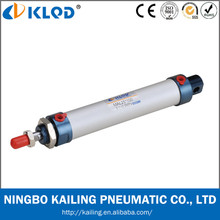 MAL Series Double Acting Aluminum Adjustable Stroke Pneumatic Cylinder