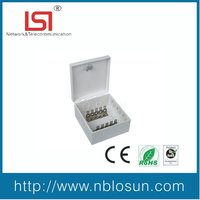 50 pair outdoor distribution box