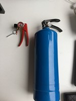 backpack fire fighting extinguisher