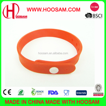Wholesale silicone Anti-mosquitoes/Mosquito Repellent Bracelet/anti mosquito wristband