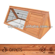 Rabbit Hutch With Pull Out Tray DFR047
