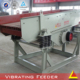 Factory Providing Hot Sale Vibrating Feeder Grizzly