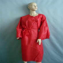 Disposable Medical Kimono Smocks