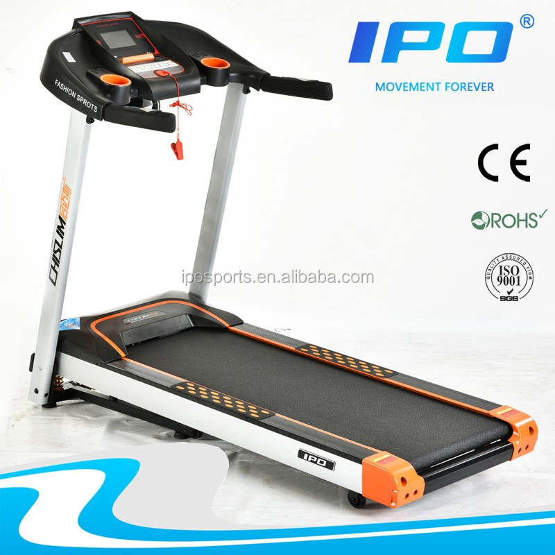 China factory electrical fitness exercise motorized gym equipment home mini treadmill