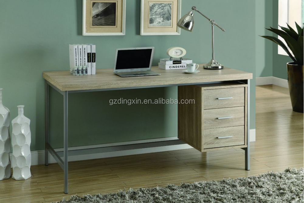 wholesale modern home office furniture wooden computer desk