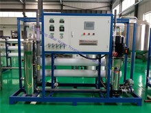Effective and Evironmental 6000L/H RO mineral water plant / water filter / purifier