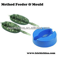 wholesale carp fishing tackle Inline method feeder