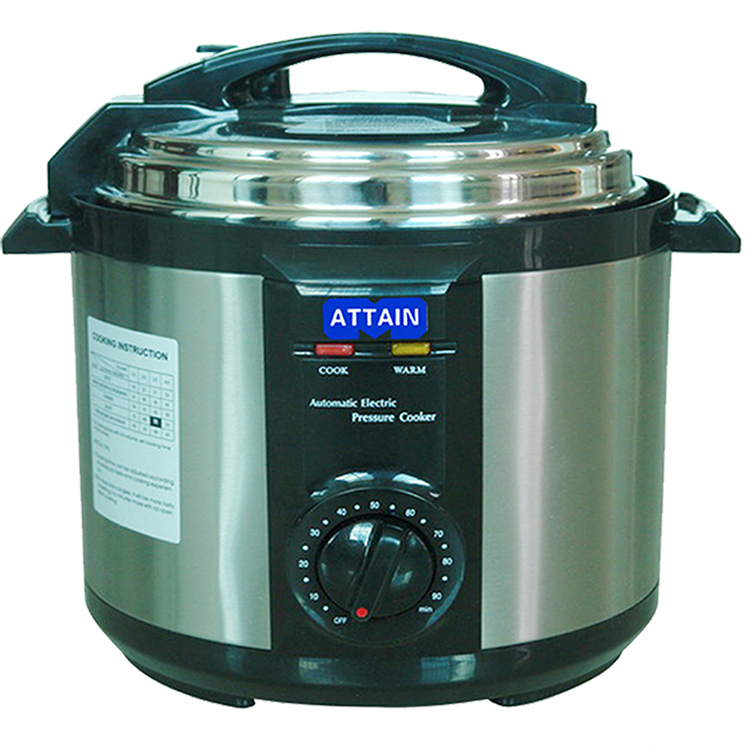 4L 700W Mechanically-controlled electric pressure cooker stock