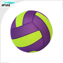 30cm covering mesh fibre inflatable pvc toy ball