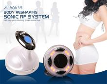 Portable Mini RF radio frequency handy cavition slimming device for body and abdomen