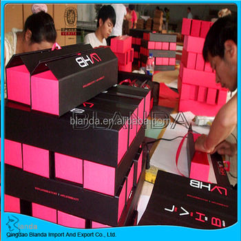hair packaging, packaging for hair extensions, hair extension packaging