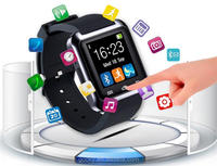 Global hot sale Smart Watch U8 for All Android Phone and iphone With Altimeter function