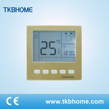 New Type Hot Sale and Good Quality White Color Room Thermostat