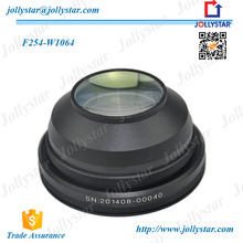 Laser Marking Head f-theta lens 1064nm 254mm for Mopa Laser Marking Machine