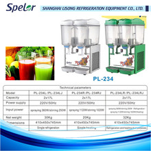 Freely Adjust Juice Cold Drink Dispenser