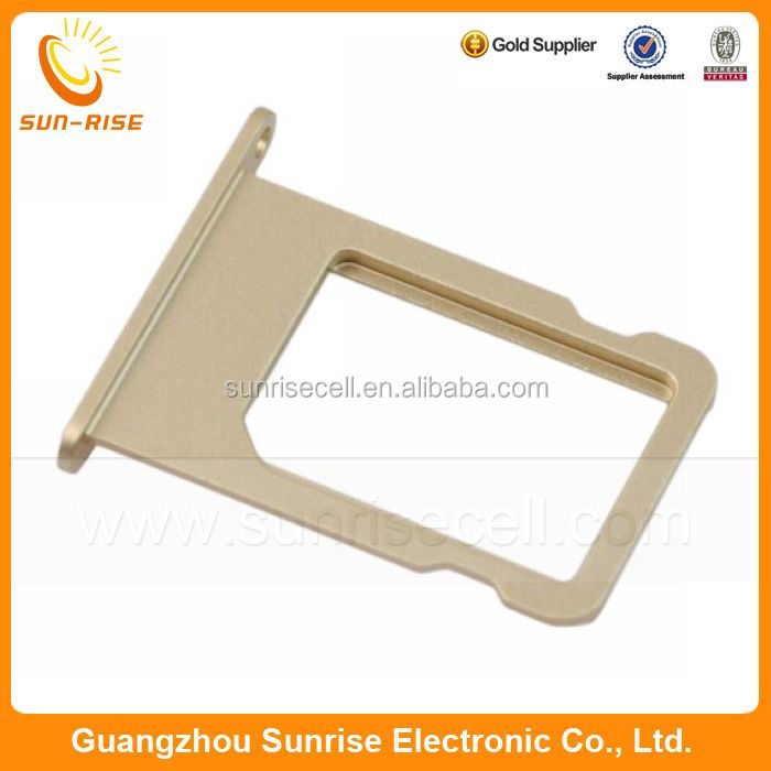 Original Sim Tray For Iphone 5S Sim Tray Holder