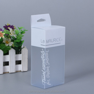 Manufacturer Customized Baby's Nursing Bottle PVC Packaging Box