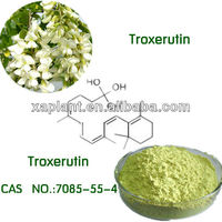 Factory supply sophora japonica extract troxerutin CAS 7085-55-4