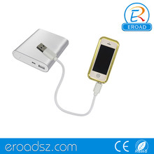Eroad custom logo promotional oem usb lighter is rechargeable long time use