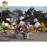 Amusement jumping machine rides for sale