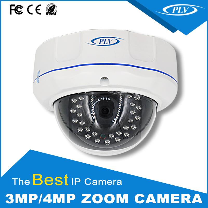 30 Meters IR Distance full hd cctv high focus 3MP/4MP resolution dome camera housing