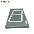 1 Digit 5.0inch large size common anode grey face green color LED seven segment display