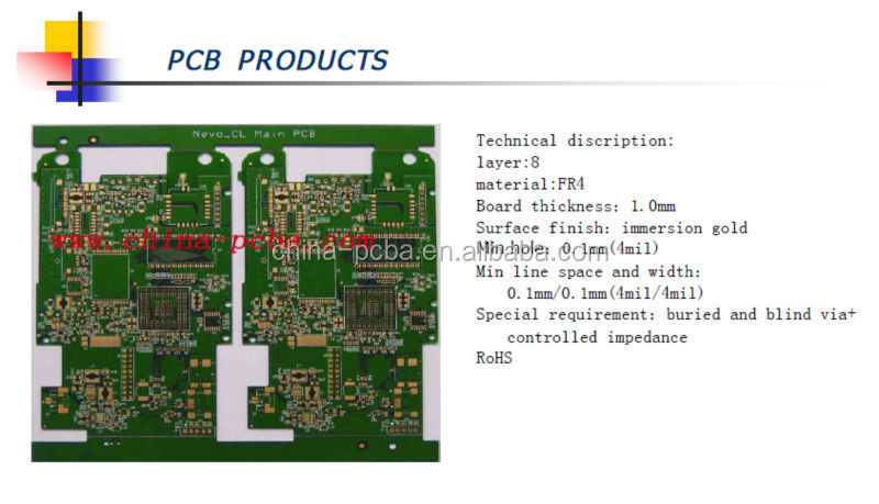 Multilayer pcb board electronic pcb manufacturer for bitcoin asic miner usb