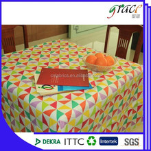 Spunbond non woven dining table cover