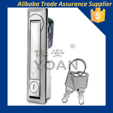 electronic lock for hotel door and combination lock for cabinet