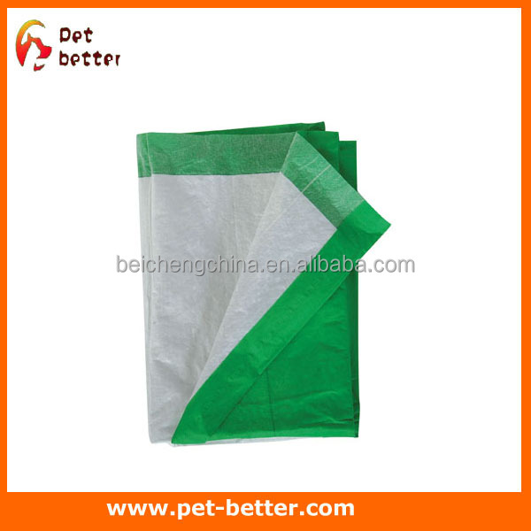 disposable high absorbent pet pads